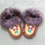 Ojibway Moccasins